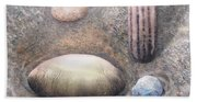 River Rock 1 Beach Towel