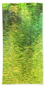 River Sanctuary Beach Towel