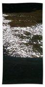 River Shimmer Beach Towel