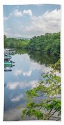 River Views Beach Towel