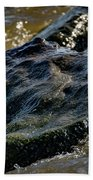 River Washed Rock Beach Towel