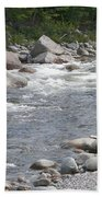 Rivers Of New Hampshire Beach Towel