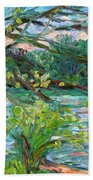 Riverview Spring Stage One Beach Towel