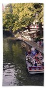 Riverwalk IIi Beach Towel