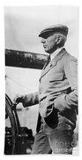 Roald Amundsen (1872-1928) Beach Towel