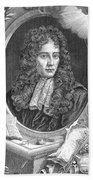 Robert Boyle, Irish Polymath Beach Towel