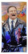 Robin Williams - What Dreams May Come Beach Towel