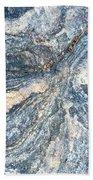 Rock Abstract Beach Towel