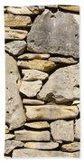 Rock Architecture Four Beach Towel