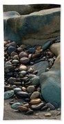 Rock Cradle Beach Towel