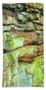 Rock Formation, Wv Beach Towel