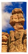 Rock Formations, Bryce National Park Beach Towel
