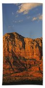 Rock Formations Beach Towel
