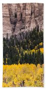 Rock Ledge Beach Towel