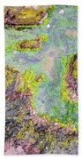 Rock Pool Beach Towel