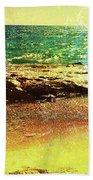 Rock The Rouge Beach Towel
