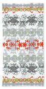 Rocks And Lace Beach Towel