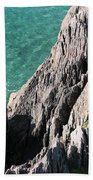 Rocks Of Kerry Beach Towel