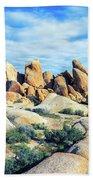 Rocks Upon Rocks Beach Towel
