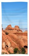 Rocksky Beach Towel
