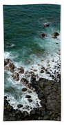 Rocky Coast Beach Towel