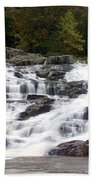 Rocky Falls Beach Towel