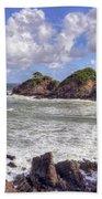 Rocky Island Beach Towel
