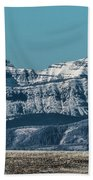 Rocky Mountain Oil Beach Towel