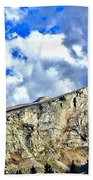 Rocky Mountain Summit Beach Towel