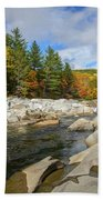 Rocky River Beach Towel