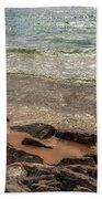 Rocky Shore Beach Sheet