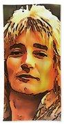 Rod Stewart Collection 1 Beach Towel