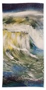 Rogue Wave Beach Towel