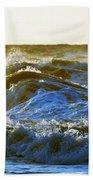 Rolling Waters Beach Towel