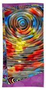 Roll With It Beach Towel