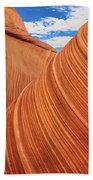 Rolling Hills Beach Towel