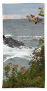 Rolling Storm Beach Towel