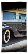 Rolls-royce Phantom II 1929 Beach Towel