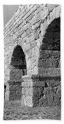 Roman Aqueduct Beach Towel