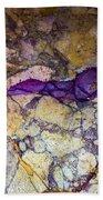 Roman Rocks Beach Towel