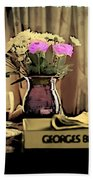 Romance In The Afternoon II Beach Towel