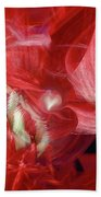 Romantic Love Beach Towel