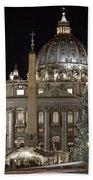 Rome Vatican Beach Sheet