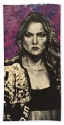Ronda Rousey Beach Towel
