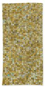 Rooms Of Gold Beach Towel