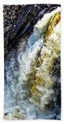 Rootbeer Falls Beach Towel