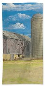 Rorabeck Barn Beach Towel