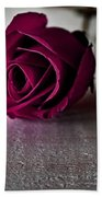 Rose #003 Beach Towel