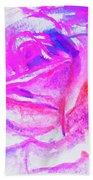 Rose 1 Beach Sheet