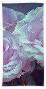 Rose 118 Beach Towel by Pamela Cooper